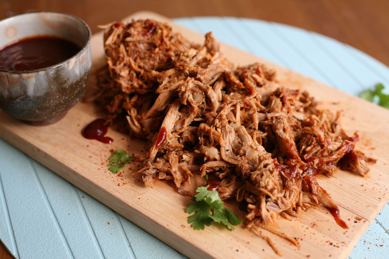Slow Cooker Pulled Pork Shoulder  slow cooker pulled pork shoulder