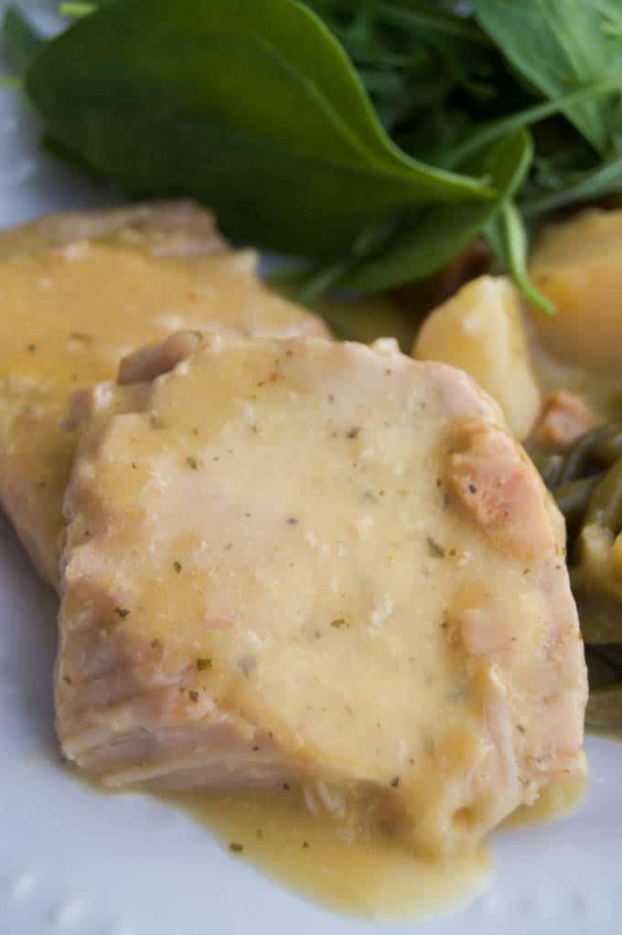 Slow Cooker Ranch Pork Chops  Slow Cooker Creamy Ranch Pork Chops and Potatoes The