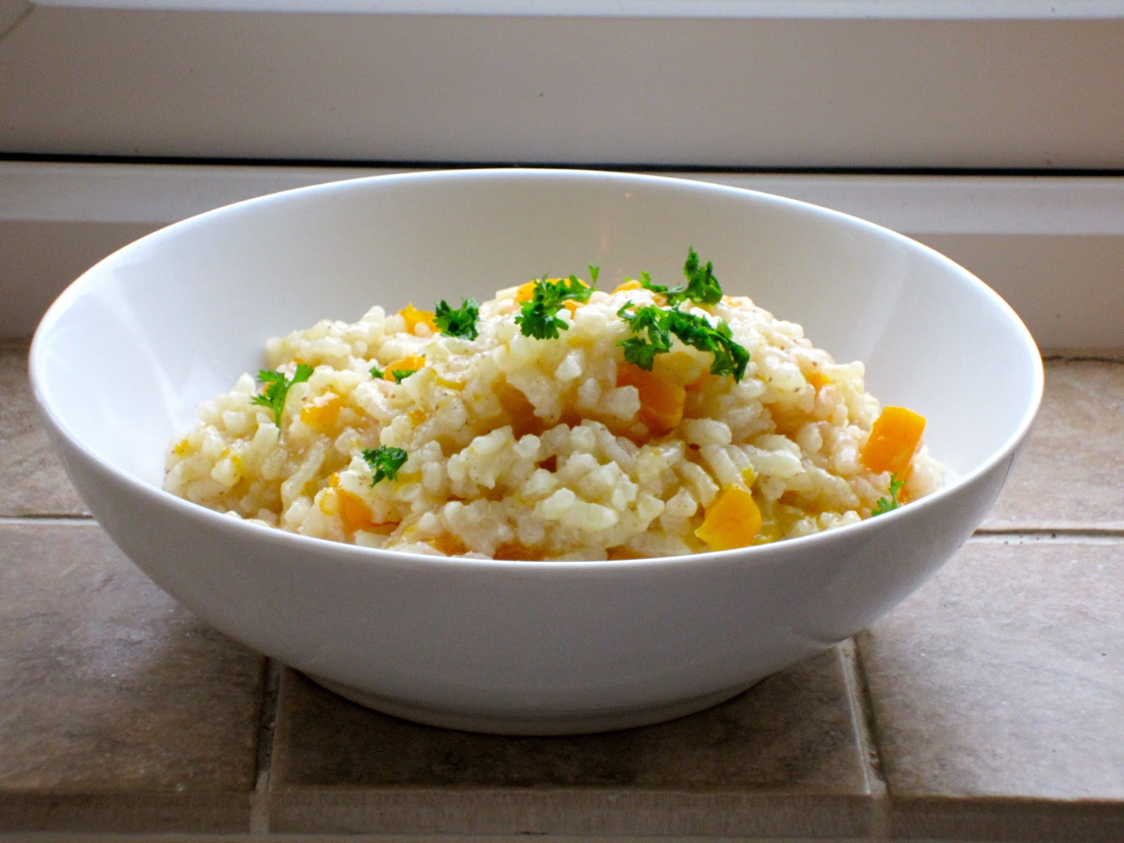 Slow Cooker Risotto  mamacook Slow Cooker Risotto for Babies Toddlers and Adults