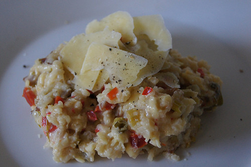 Slow Cooker Risotto  Slow Cooker Risotto