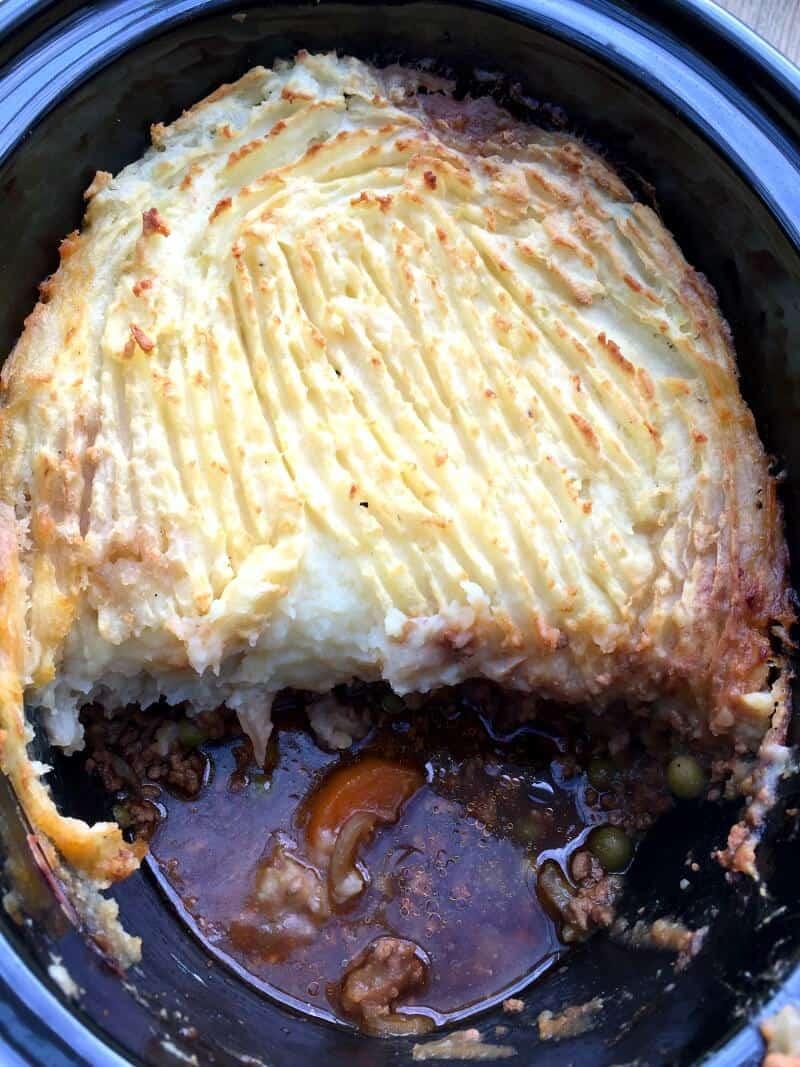 Slow Cooker Shepherd'S Pie  Slow Cooker Shepherd s Pie BakingQueen74