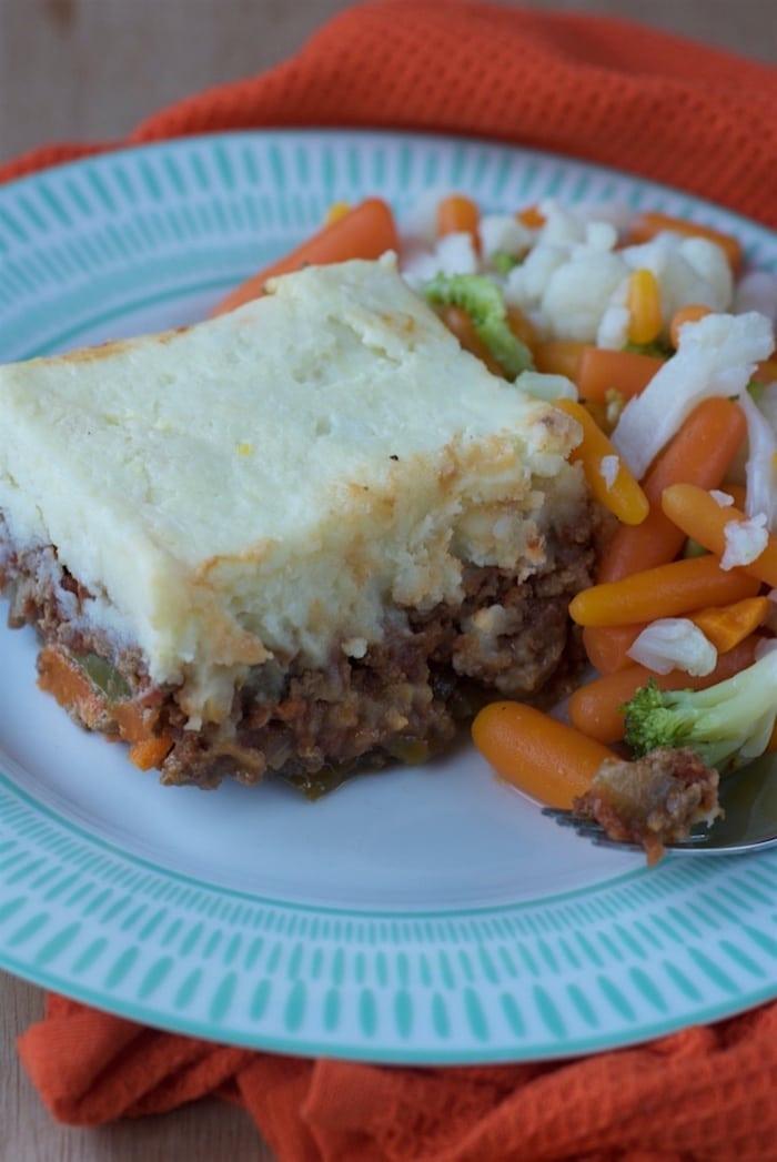 Slow Cooker Shepherd'S Pie  Slow Cooker Shepherd s Pie Hungry Healthy Happy