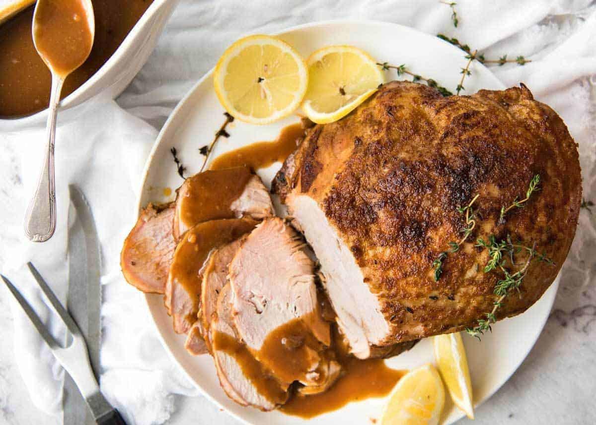Slow Cooker Whole Turkey  Juicy Slow Cooker Turkey Breast