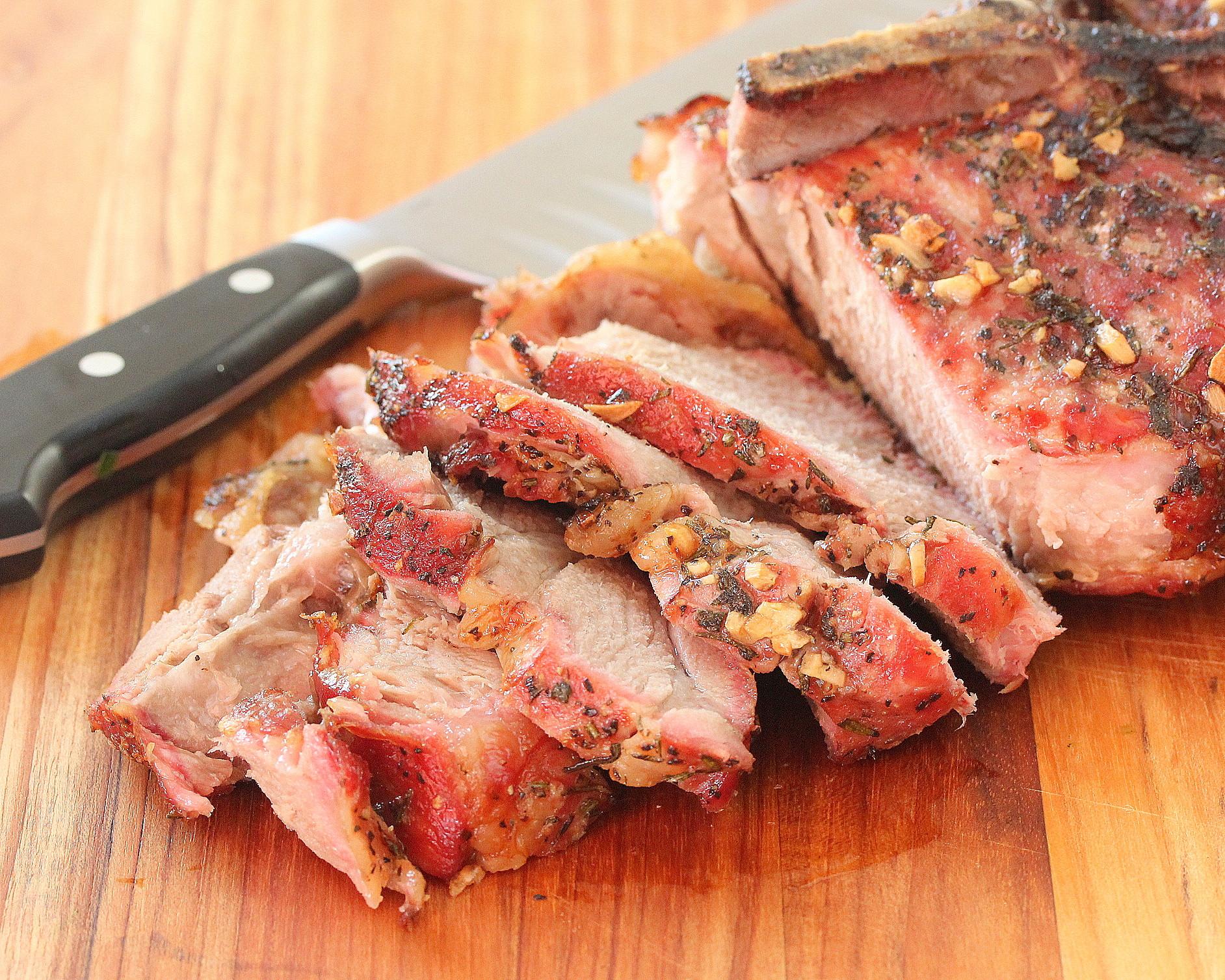 Slow Roast Pork Shoulder  Slow Roasted Pork Shoulder How To Feed A Loon