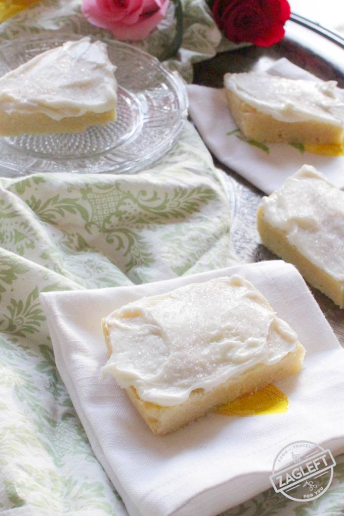 Small Batch Sugar Cookies  Small Batch Frosted Sugar Cookie Bars ZagLeft
