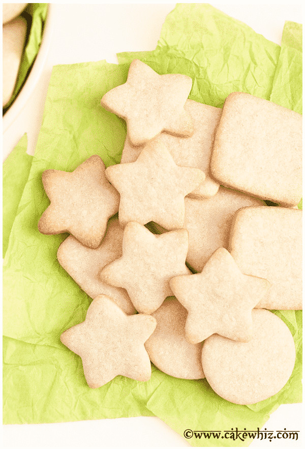Small Batch Sugar Cookies  Small Batch of Sugar Cookies