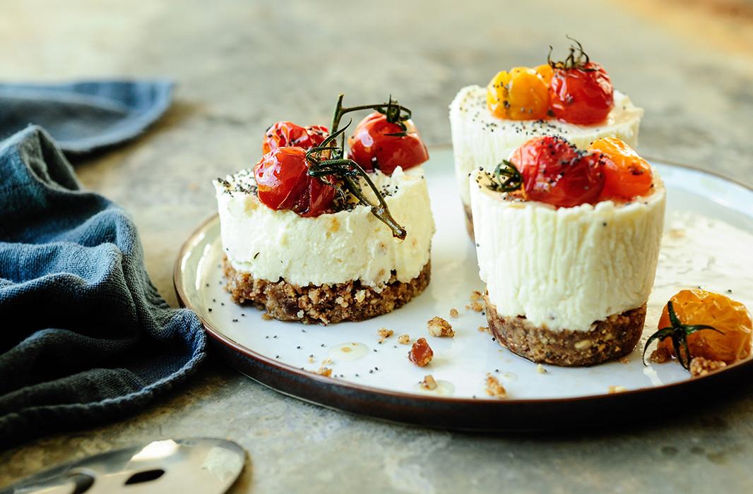Small Cheesecake Recipe  savory mini cheesecake recipes