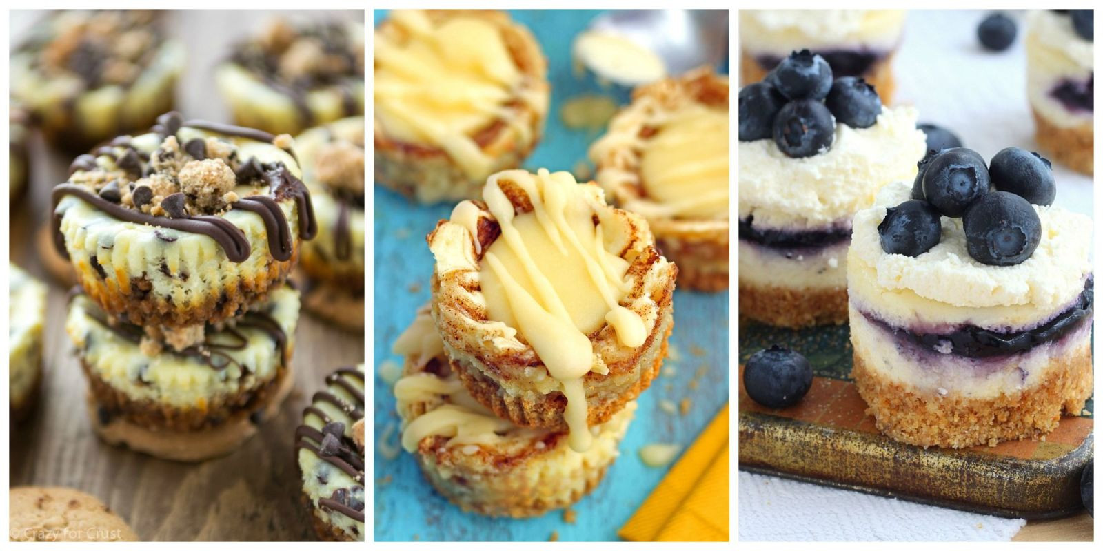 Small Cheesecake Recipe  25 Easy Mini Cheesecake Recipes Best Bite Size Cheesecakes
