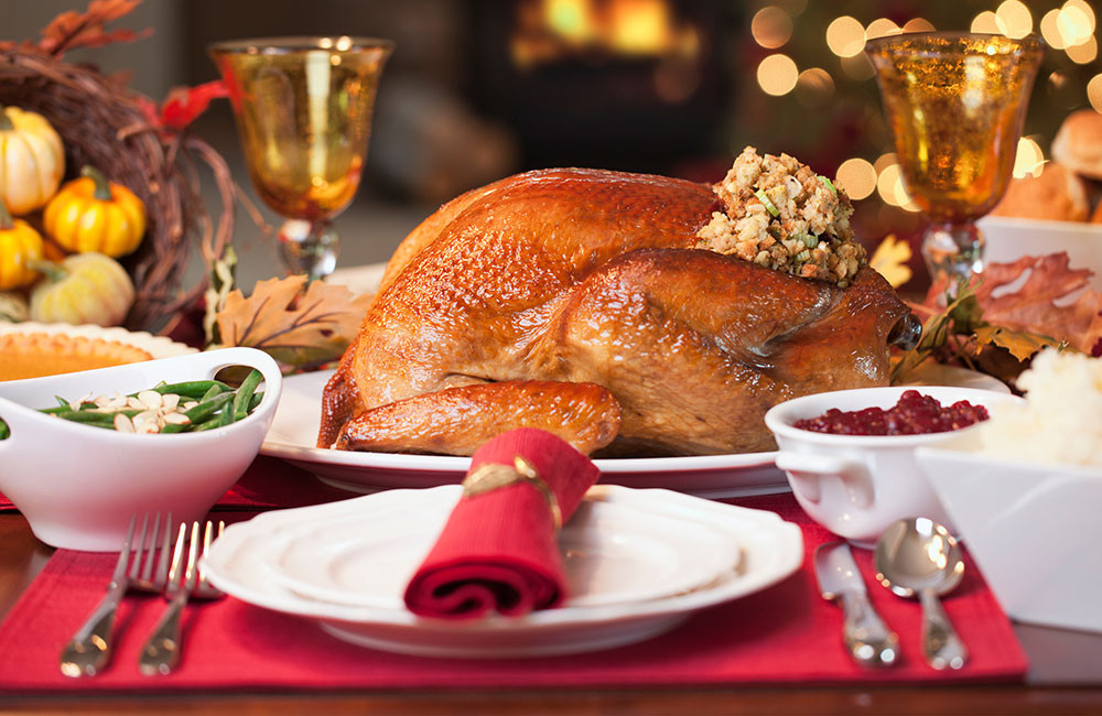 Small Thanksgiving Dinner  11 Small Business Marketing Ideas for Thanksgiving and