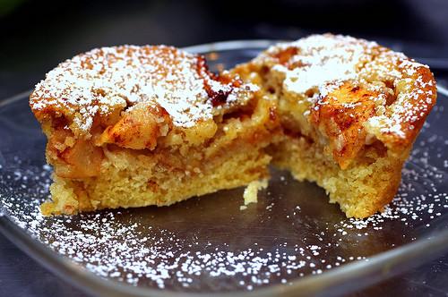 Smitten Kitchen Apple Cake  mom's apple cake