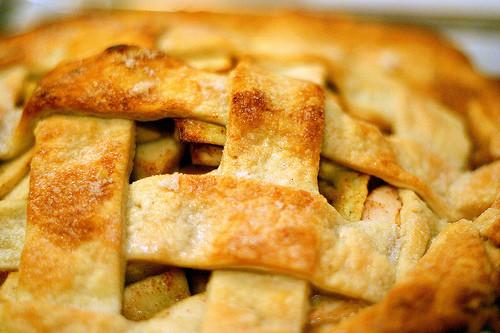 Smitten Kitchen Apple Pie  apple pie