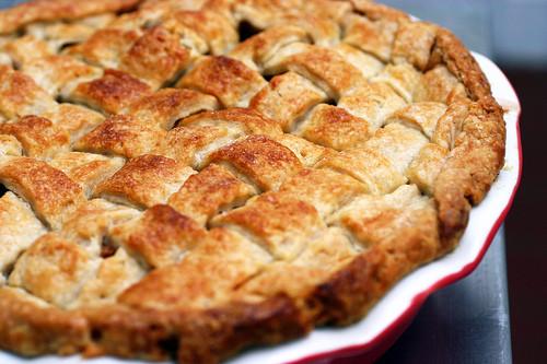 Smitten Kitchen Apple Pie  an apple pie tale