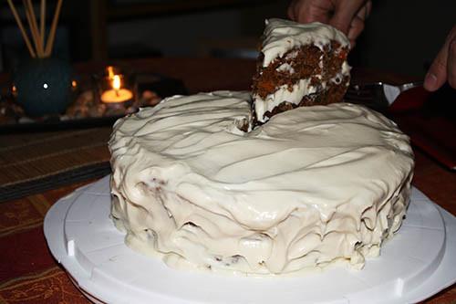 Smitten Kitchen Carrot Cake  Smitten Kitchen s Carrot Cake with Maple Cream Cheese