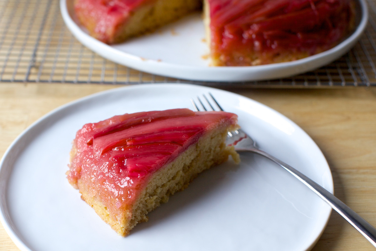 Smitten Kitchen Strawberry Cake  rhubarb upside down spice cake – smitten kitchen