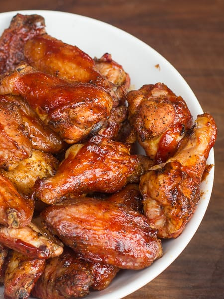 Smoke Chicken Wings  Smoked BBQ Chicken Wings Recipe smoking time instructions