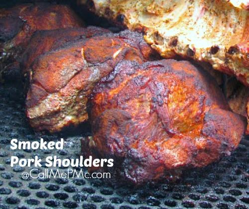 Smoke Pork Shoulder  Smokin Butts Smoked Pork Shoulders Encore dish Call