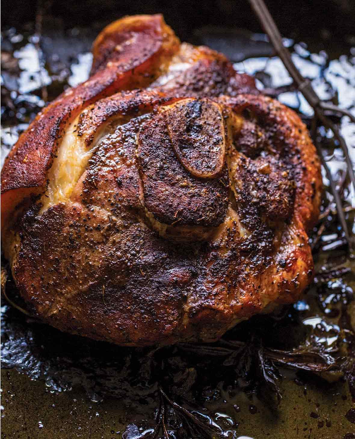 Smoke Pork Shoulder  Smoked Pork Shoulder Recipe