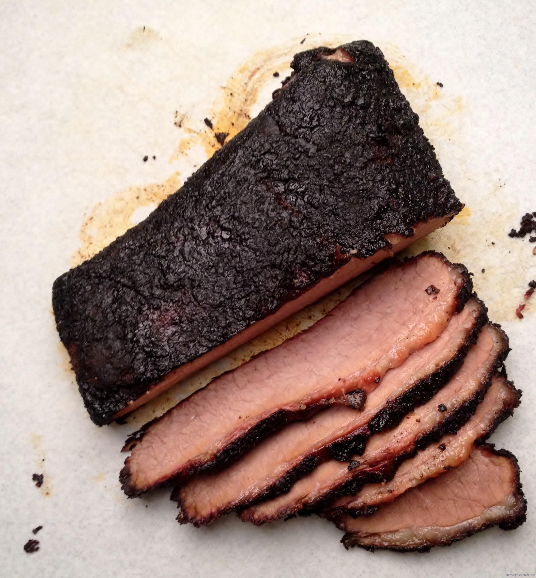 Smoked Beef Brisket  18 hour Slow Smoked Beef Brisket