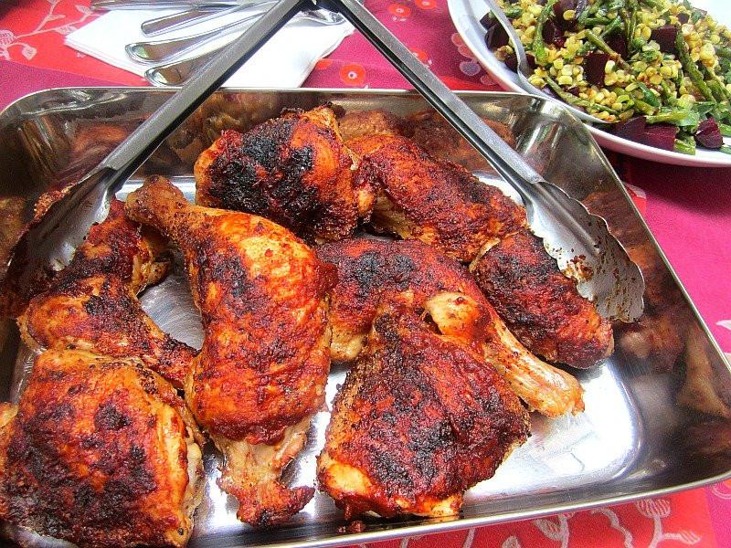 Smoked Chicken Legs  How to Make BBQ Style Smoked Chicken Legs