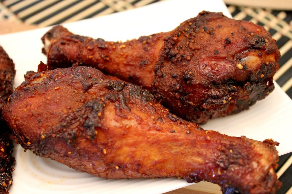Smoked Chicken Legs  Smoked Chicken Legs and Thighs Smoking Meat Newsletter