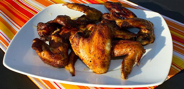 Smoked Chicken Wings  Smoked Chicken Wings recipe done in the Bradley Smoker