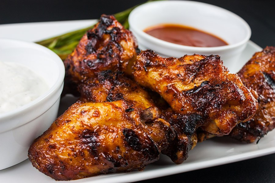Smoked Chicken Wings  Cajun Smoked Wings That Will Blow You Away Don t Sweat