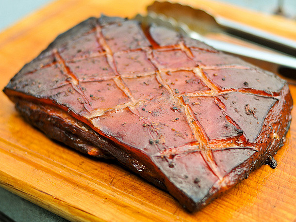 Smoked Pork Loin Marinade  Smoked Pork Belly Marinated in Char Siu Sauce Recipe