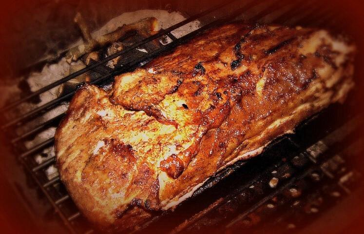 Smoked Pork Loin  Smoked Pork Loin Recipe