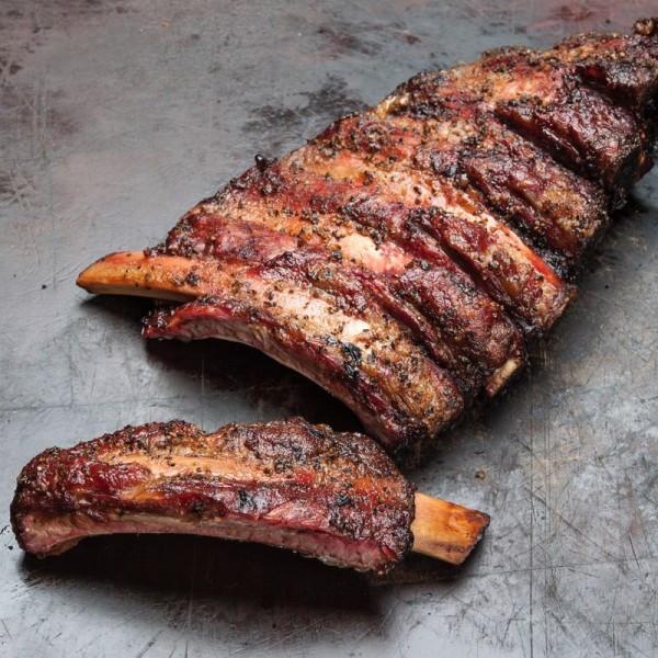 Smoked Pork Ribs  BBQ Beef Ribs