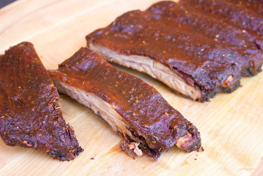 Smoked Pork Ribs  Mesquite Smoked BBQ Beef Ribs