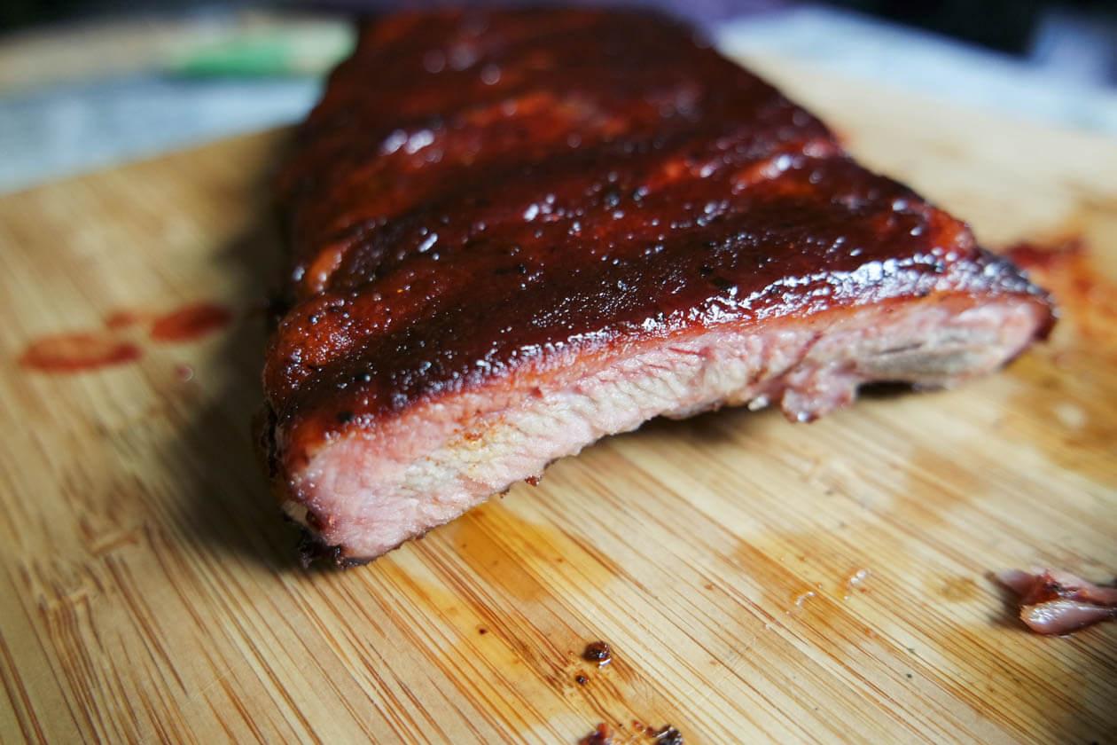 Smoked Pork Ribs  How to make smoked BBQ Pork Ribs Jess Pryles