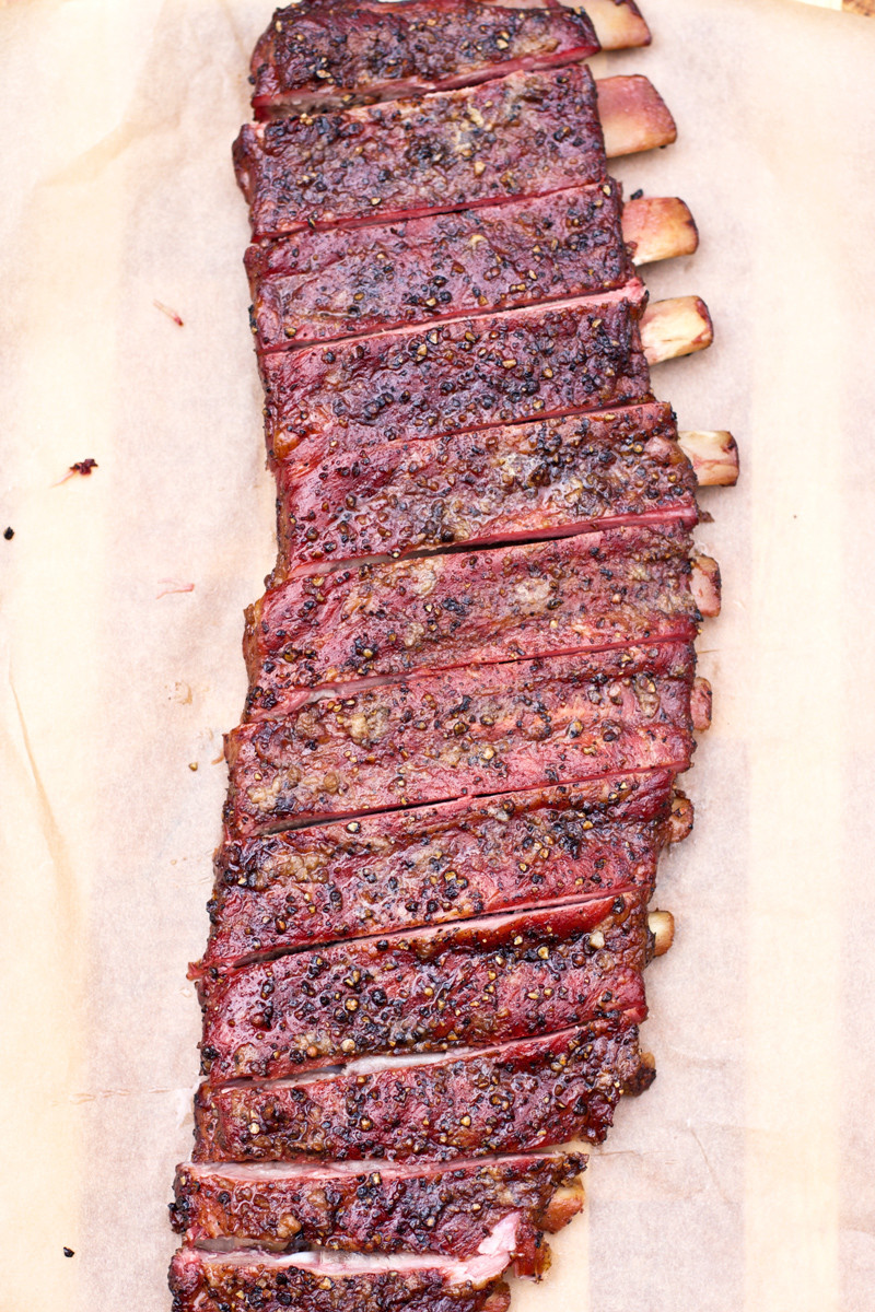 Smoked Pork Ribs  petition Style Smoked Pork Ribs What you need to know