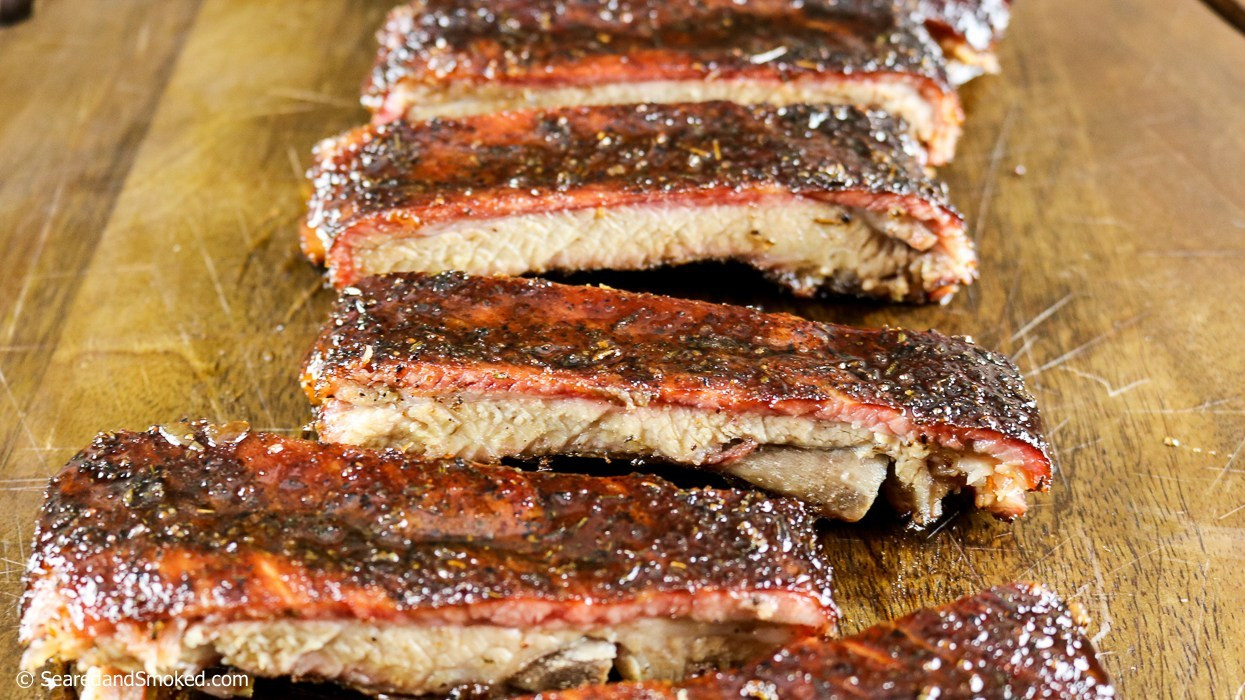 Smoked Pork Ribs  Smoked Meats Archives
