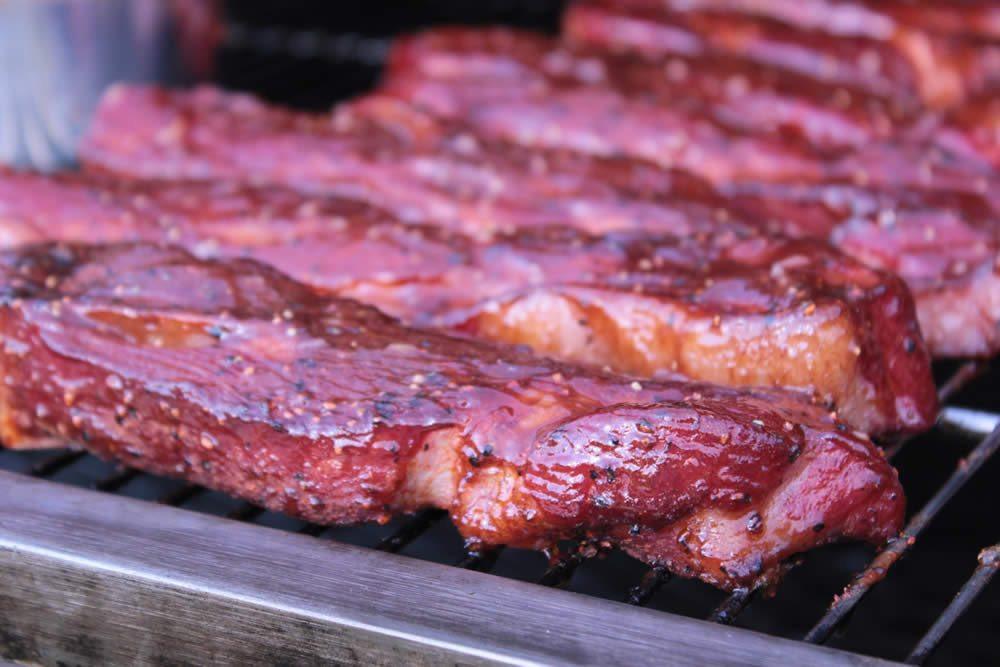 Smoked Pork Ribs  Pork Butt Burnt Ends Smoking Meat Newsletter