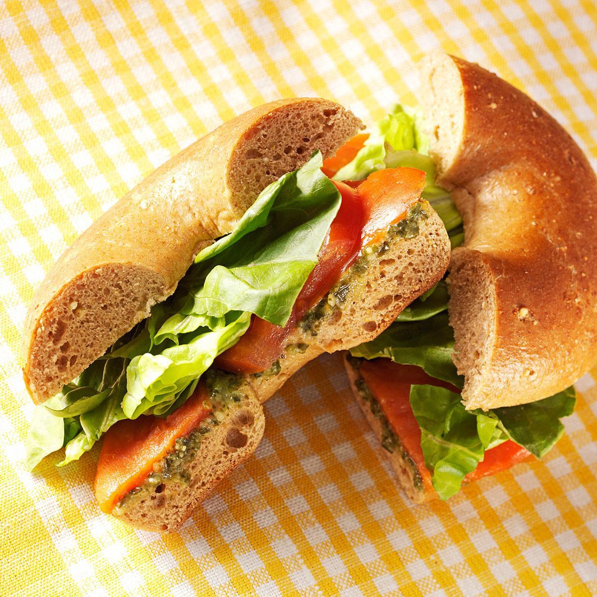 Smoked Salmon Bagel  Smoked Salmon Bagel Sandwiches Recipe