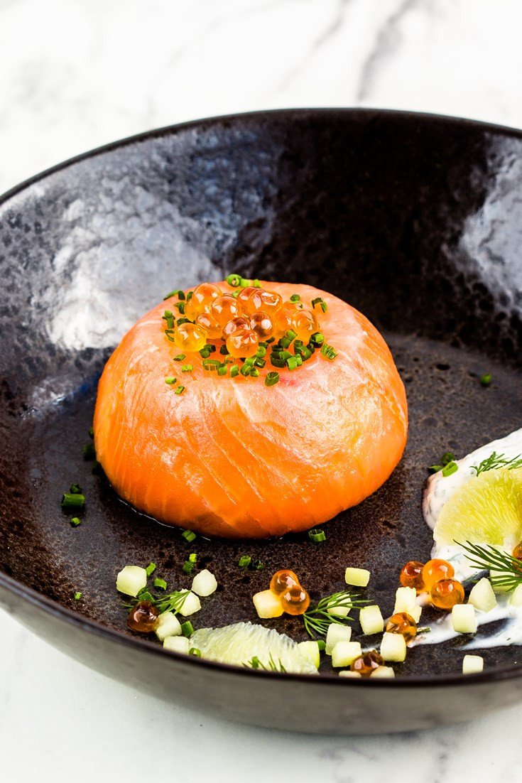 Smoked Salmon Mousse  Smoked Salmon Mousse Recipe Great British Chefs
