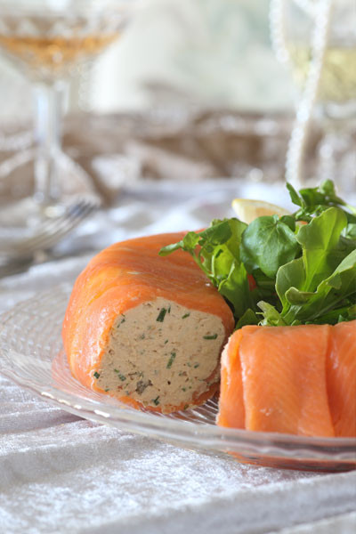 Smoked Salmon Mousse  Smoked Salmon Mousse Recipe