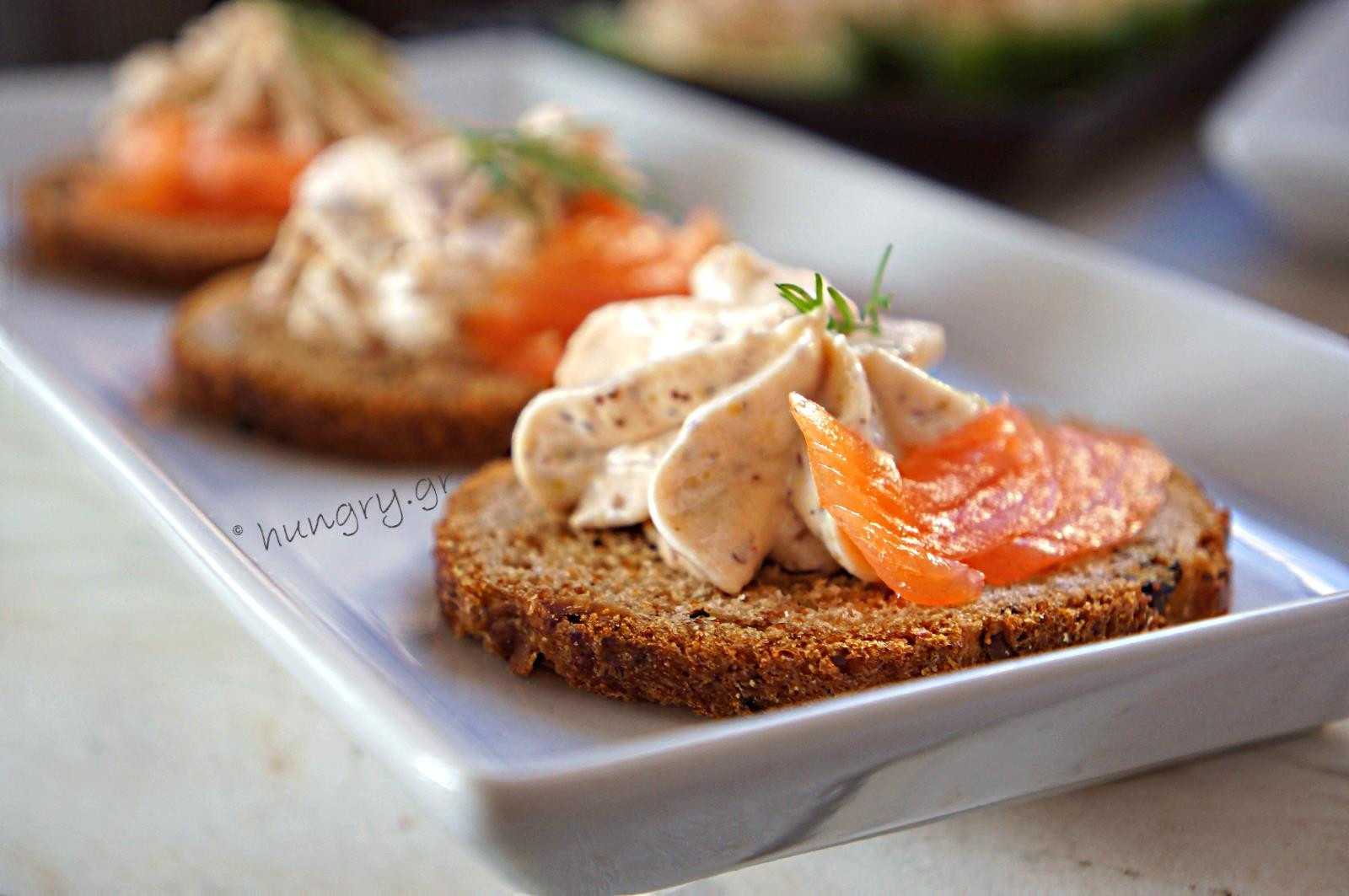 Smoked Salmon Mousse  Kitchen Stories December 2016