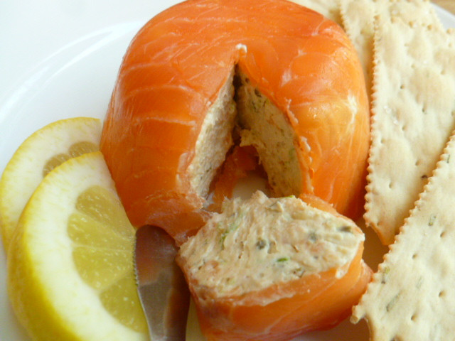 Smoked Salmon Mousse  Smoked Salmon Mousse – Tasty Eats