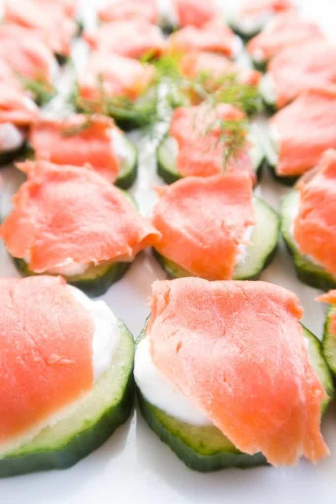 Smoked Salmon Recipes Appetizers  Best 25 Salmon appetizer ideas on Pinterest
