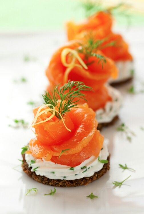 Smoked Salmon Recipes Appetizers  Recipes recipes and recipes Taste
