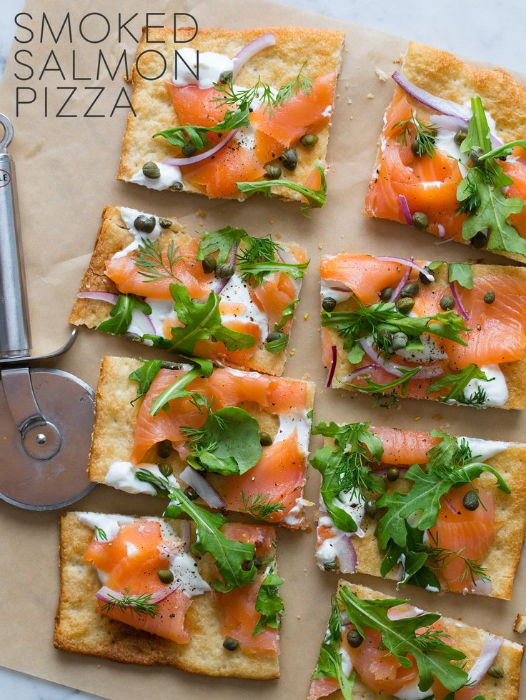 Smoked Salmon Recipes Appetizers  Top 25 best Smoked salmon canapes ideas on Pinterest