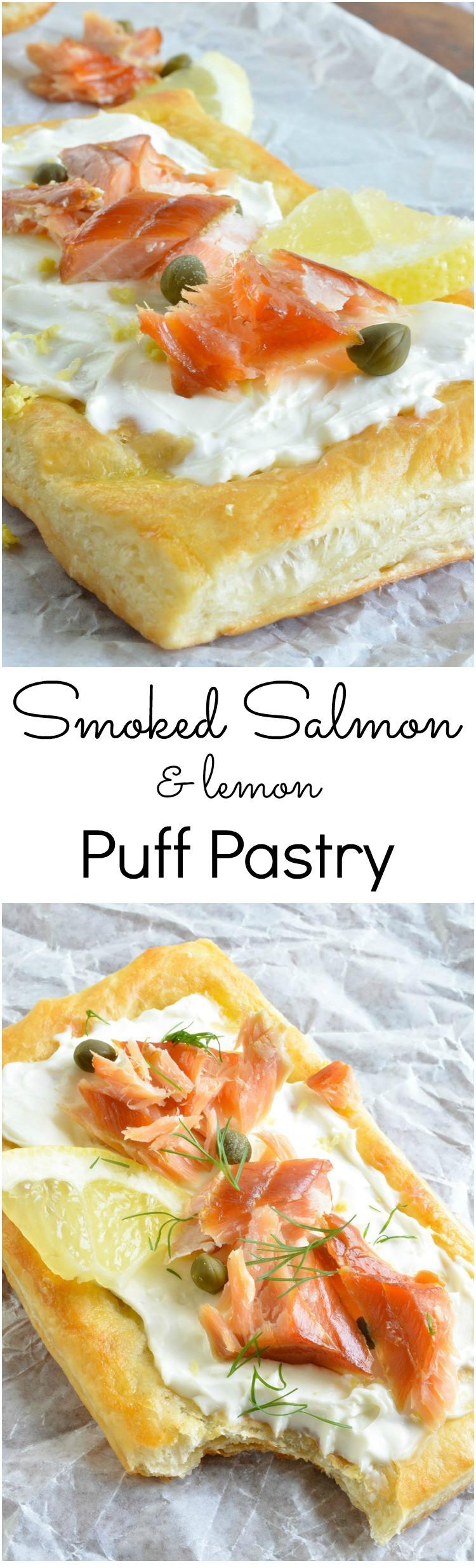Smoked Salmon Recipes Appetizers  Easy Smoked Salmon Appetizer Recipe WonkyWonderful