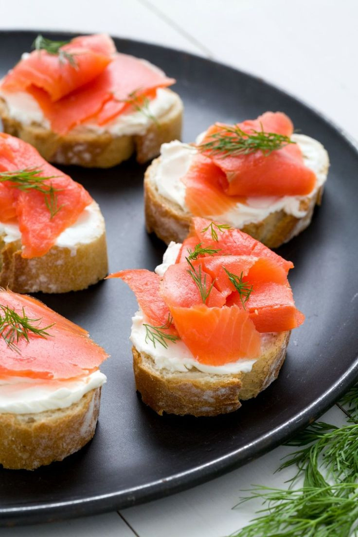 Smoked Salmon Recipes Appetizers  17 Best images about appetizers on Pinterest