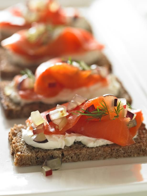 Smoked Salmon Recipes Appetizers  Smoked Salmon Appetizers Delicious