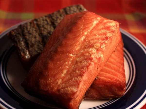 Smoked Salmon Rub  Basic Brine For Smoked Salmon Smoker Cooking