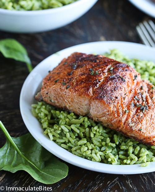 Smoked Salmon Rub  simple salmon rub