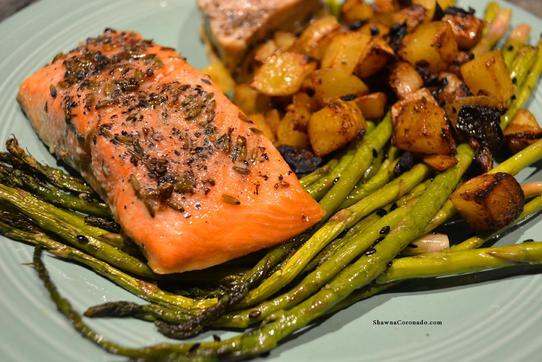 Smoked Salmon Rub  dry rub recipe for salmon