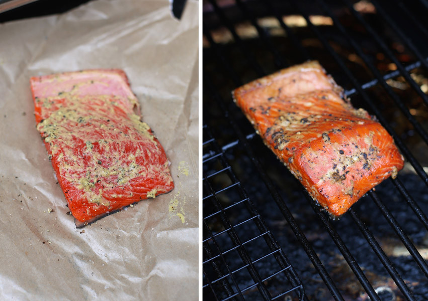 Smoked Salmon Traeger  Easy Smoked Salmon and Dungeness Crab Cake Recipe