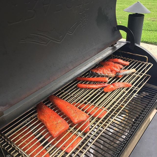 Smoked Salmon Traeger  277 best images about Seafood